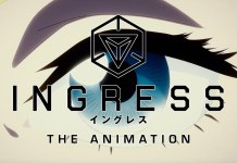 Trailer de lançamento de Ingress: The Animation