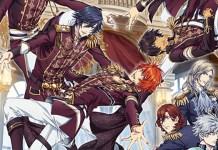 Trailer e Poster de Uta no Prince Sama Maji Love Kingdom