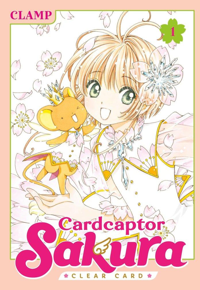 Cardcaptor Sakura Clear Card será publicado pela editora JBC