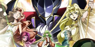 Code Geass: Lelouch of the Resurrection é a 1ª parte de um plano de 10 anos