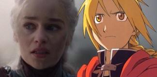 Game of Thrones e Fullmetal Alchemist tem uma coisa terrível em comum