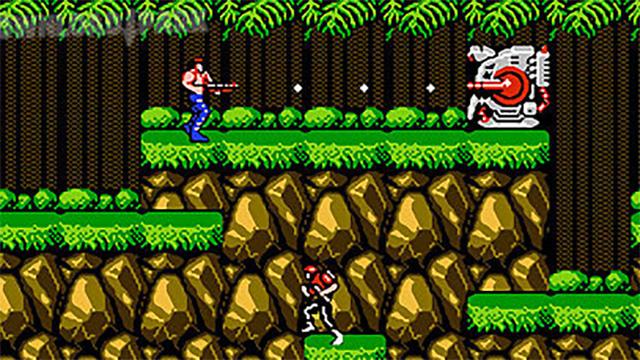 Leak sugere jogo de Contra para PS4, Nintendo Switch e Xbox One