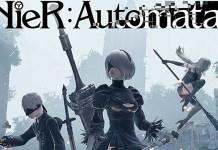 NieR: Automata com mais de 4 milhões de cópias