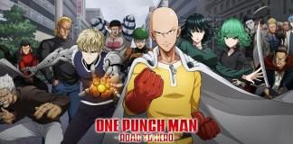 Anunciado jogo One-Punch Man: Road to Hero