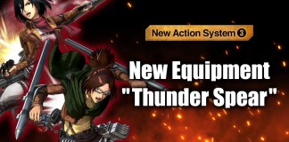 Attack on Titan 2: Final Battle mostra armas e transformações