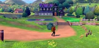 Mais detalhes de Pokemon Sword e Pokemon Shield