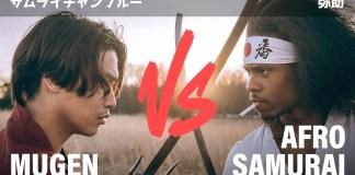 Mugen vs Afro Samurai - Live-action