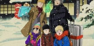 Novo visual da OVA de Mob Psycho 100 II