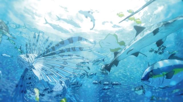 O que esperar de Children of the Sea