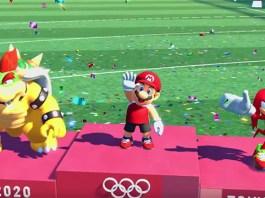 Trailer E3 2019 de Mario & Sonic at the Olympic Games Tokyo 2020