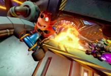 Trailer de lançamento de Crash Team Racing Nitro-Fueled
