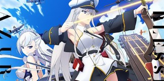 Anime de Azur Lane vai estrear em Outubro