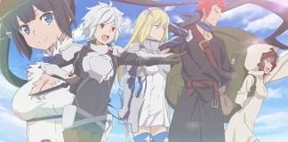 Danmachi: Infinite Combate em Novembro