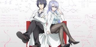 RikeKoi vai ser animado pelo estúdio Zero-G