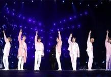 BTS vão fazer uma pausa prolongada após concerto final