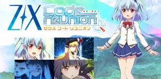Z/X Code Reunion já tem data de estreia