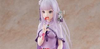 Emilia: Birthday Cake Ver. pela Kadokawa