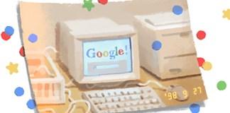Google comemora 21 anos com Doodle especial