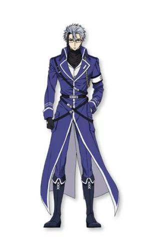 Yuichiro Umehara como Jail Murdoch, tenente do Exército Real Alciano