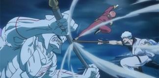 Vê aqui a 2ª parte do especial de Gintama com Monster Strike