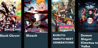 20 animes mais assistidos no Mundo na Crunchyroll no Verão 2019