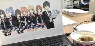 Confirmado: Oregairu termina no 14º volume