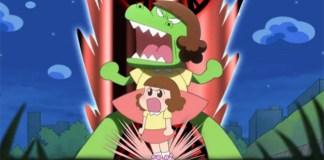 Dino Girl Gauko estreia a 22 de Novembro