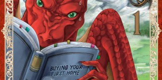 Dragon Goes House-Hunting vai ser anime