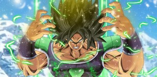 Filme Dragon Ball Super: Broly na TV portuguesa