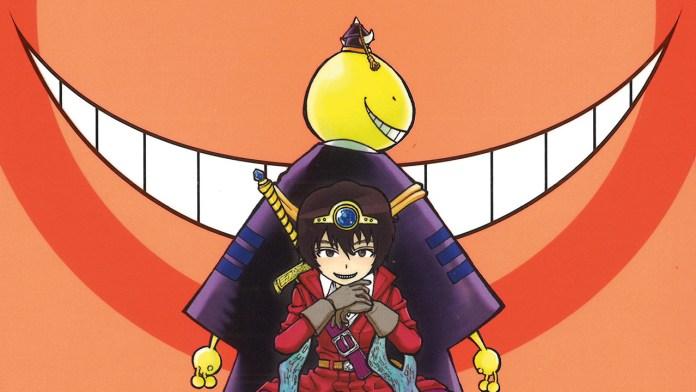 Mangá Koro Sensei Quest! chegou ao fim