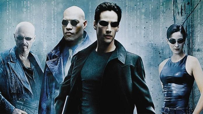 Na Warner Bros. estão em produção dois filmes diferentes de Matrix