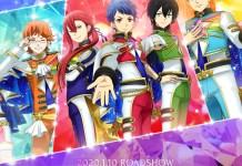 Novo filme anime de King of Prism
