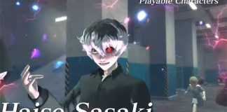 Tokyo Ghoul:re Call to Exist mostra os investigadores