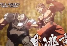 Trailer da 2ª parte de Kengan Ashura