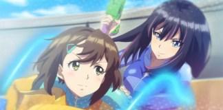 Trailer do jogo de Kandagawa Jet Girls