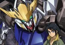 Gundam: Iron-Blooded Orphans na Netflix