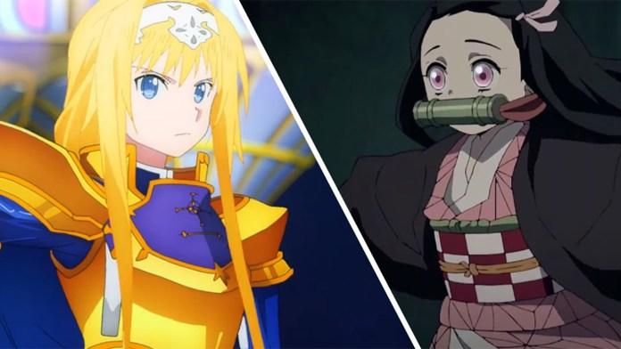 Kimetsu no Yaiba já vende mais que Sword Art Online