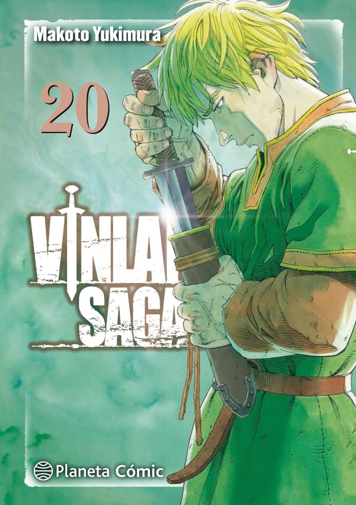 Capa do volume 20 de Vinland Saga