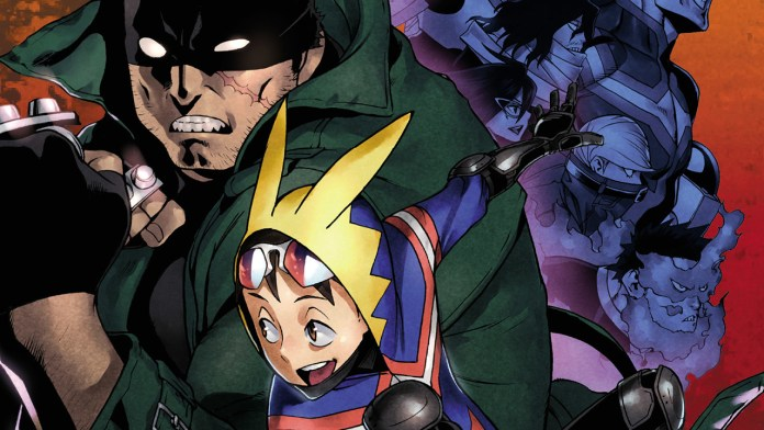 Mangá My Hero Academia: Vigilantes entrou no seu arco final