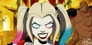 Noto trailer da série animada de Harley Quinn