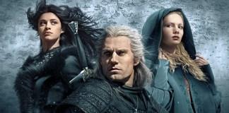 Novo Poster de The Witcher