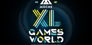Passatempo Moche XL Games World