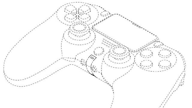 Patente do DualShock 5 aparentemente revelada