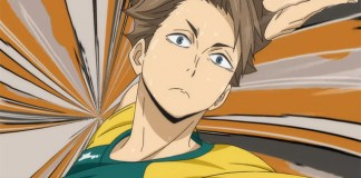Trailer de Haikyuu!! Land vs. Sky