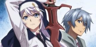 Adiamento de Strike The Blood IV e trailer de Strike The Blood Kieta Seisou-hen