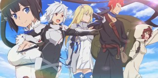Danmachi: Infinite Combate em 2020 no Ocidente