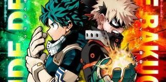 Novo Poster de My Hero Academia: Heroes Rising