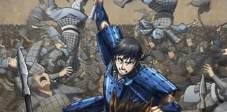 Primeira imagem promocional de Kingdom 3