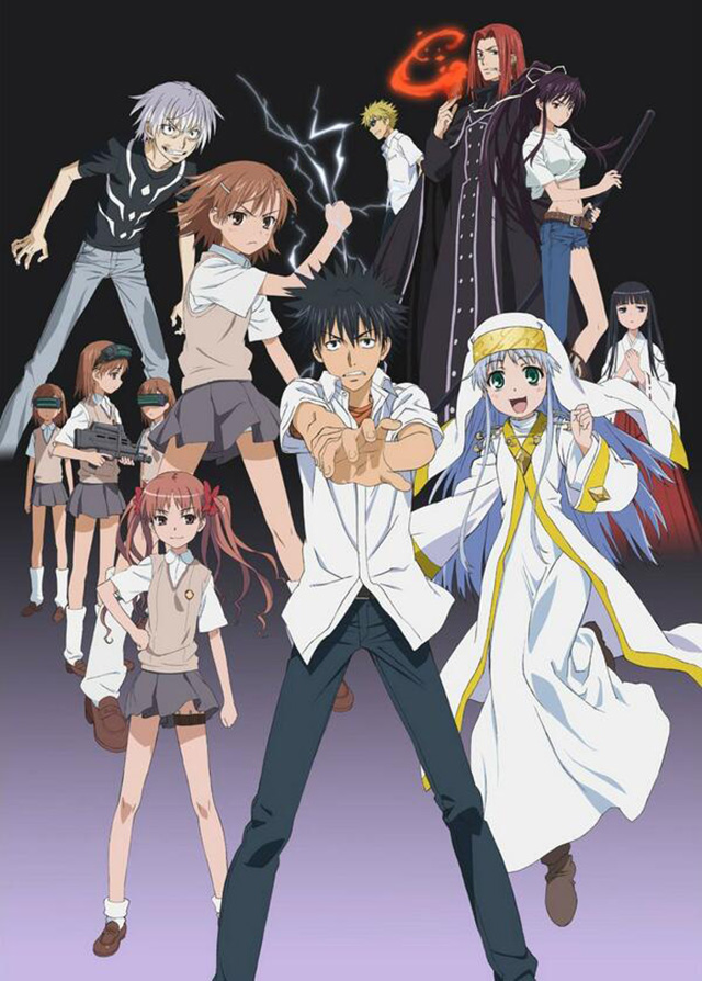 Toaru Majutsu no Index na Netflix