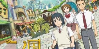 Filme anime de Ni No Kuni na Netflix